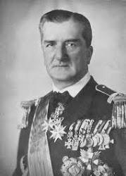 Wiceadmirał Miklos Horthy