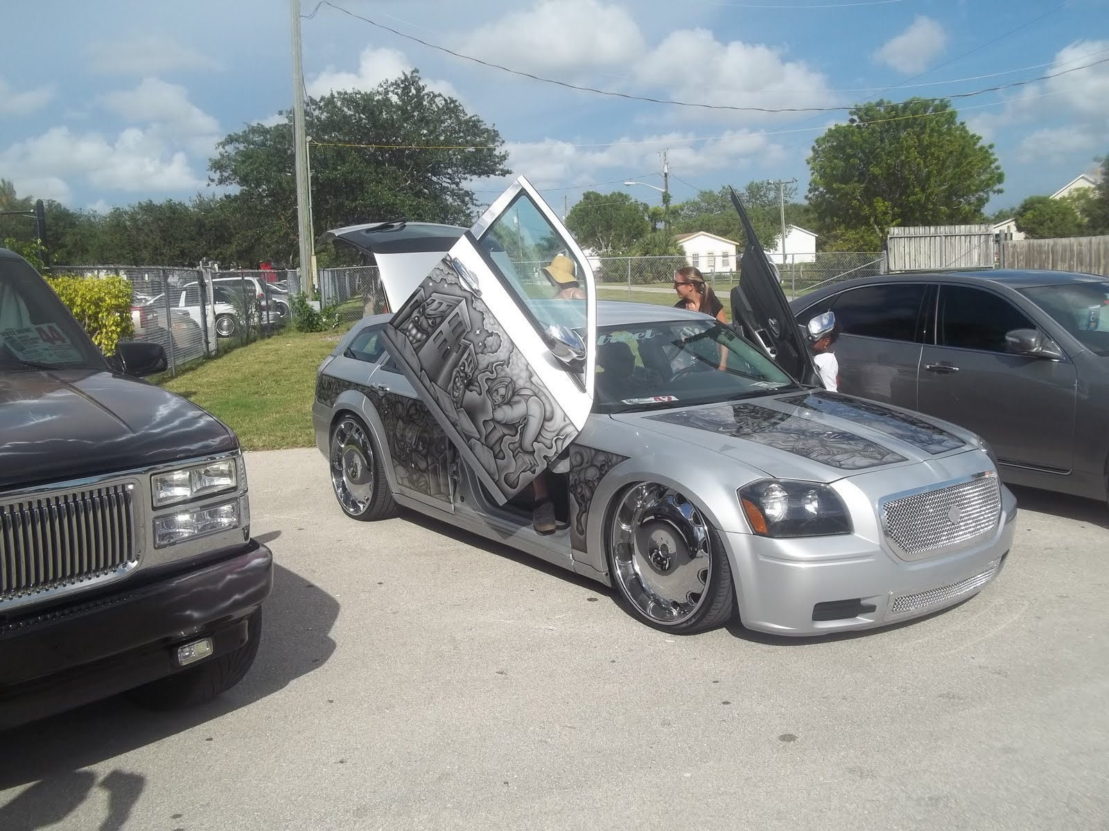 PHOTOGRAPHY BY MIAMIEARL: X102.3 car show in Palm Beach county
