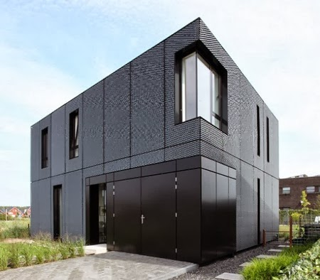 Rumah Minimalis Terbaru 2013
