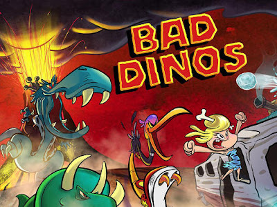 download game android apk gratis - bad dinos