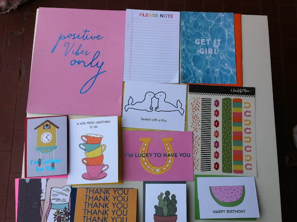 HAPPY MAIL- June 2015