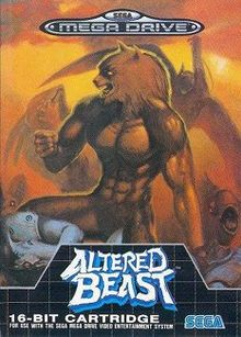 ... do Altered Beast