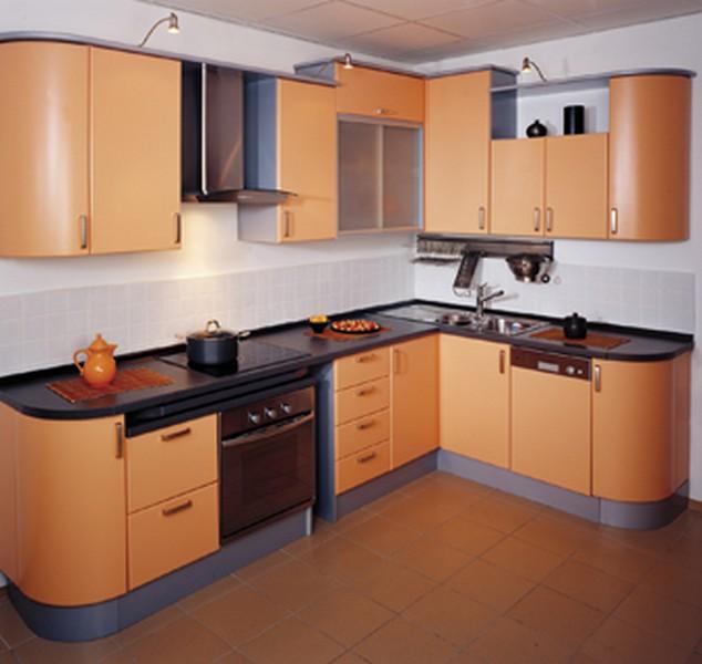 Дизайн кухни в 14 кв.м
