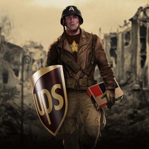 super-heróis patrocinados
