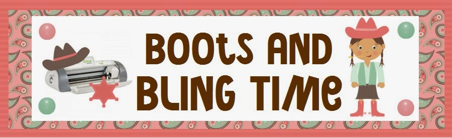 Boots And Bling Time
