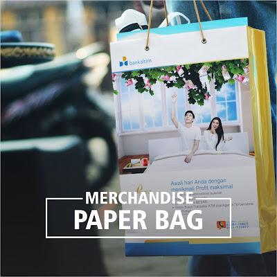Grosir Paper Bag Murah untuk perusahaan