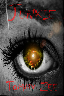 Cover image for book Junkie by Tommy Zee