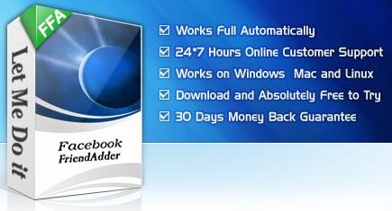 Download Facebook Friend Adder Pro