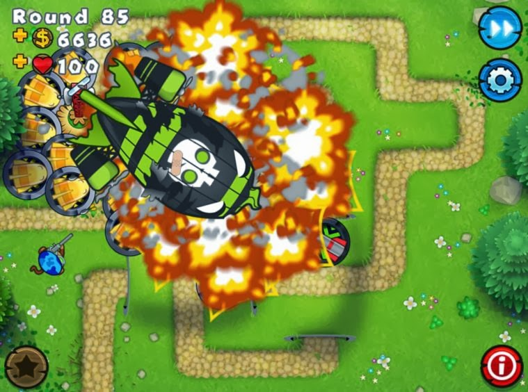 bloon tower defense 7