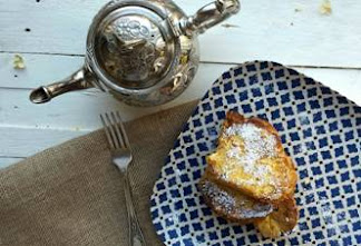 French Toast with Orange Blossom
