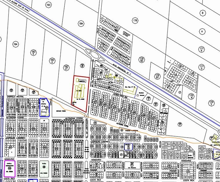 Barrio Los Pioneros y 173 Viviendas