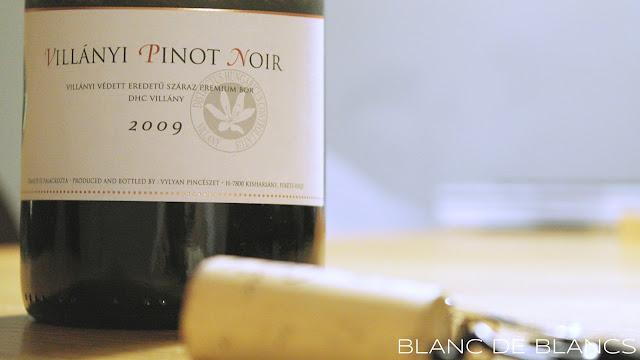 Vylyan Pinot Noir 2009 - www.blancdeblancs.fi
