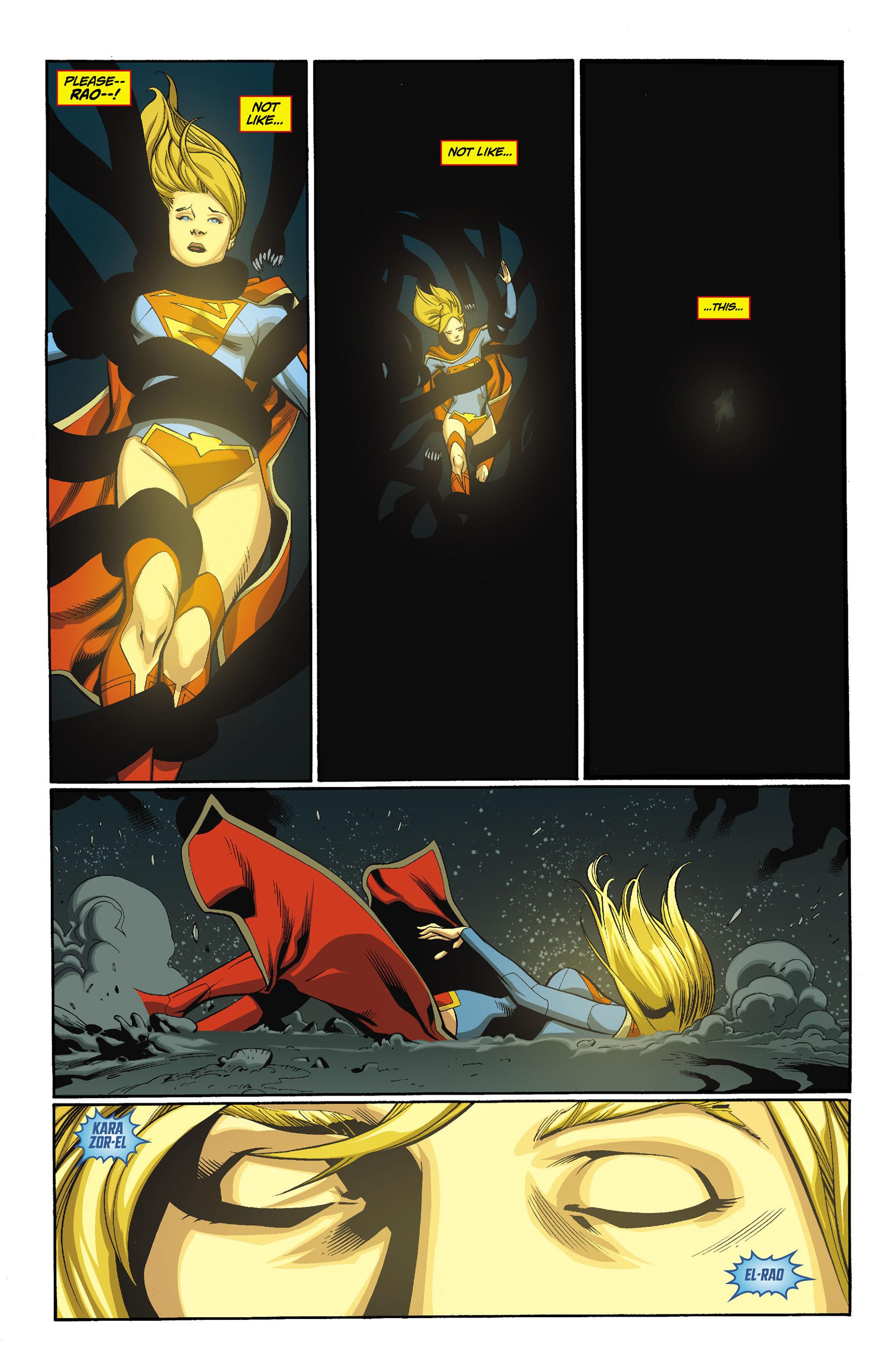 Supergirl (2011) Issue #12 #14 - English 14