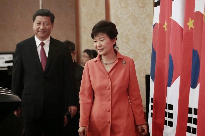 China dan Korea Selatan tegas menentang ujian nuklear Korea Utara