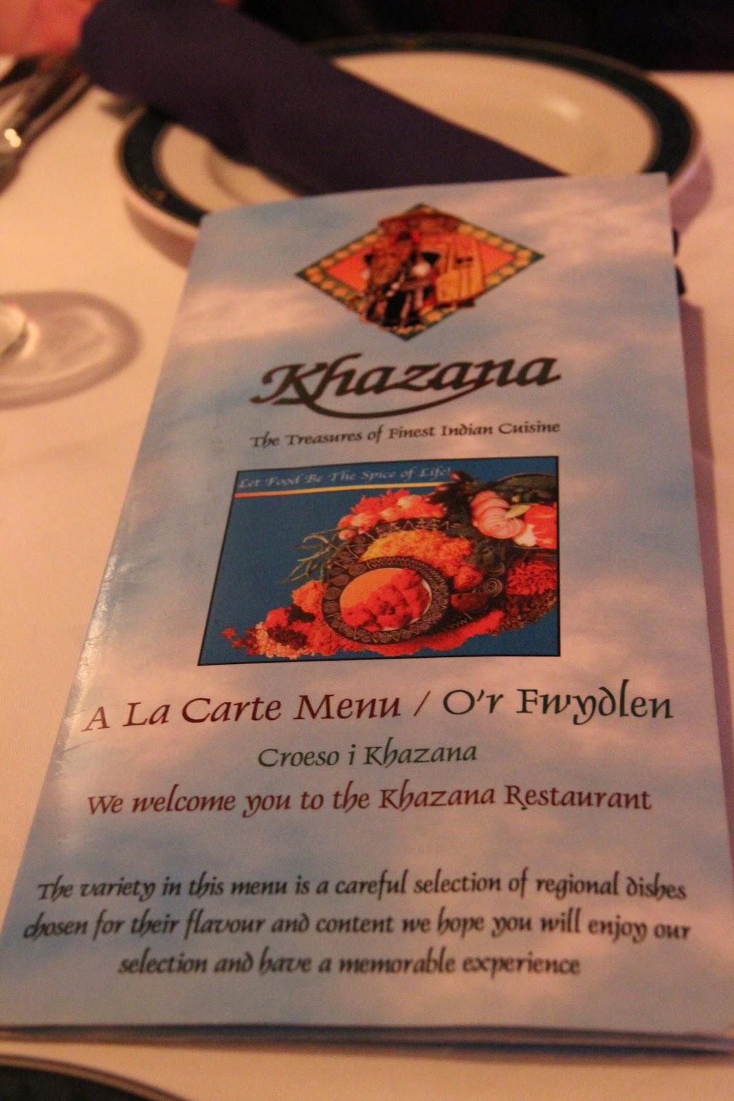 Khazana Indian Restaurant Bexley