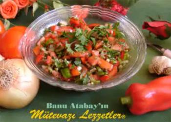 Antep Salatası - Görsel Anlatımı