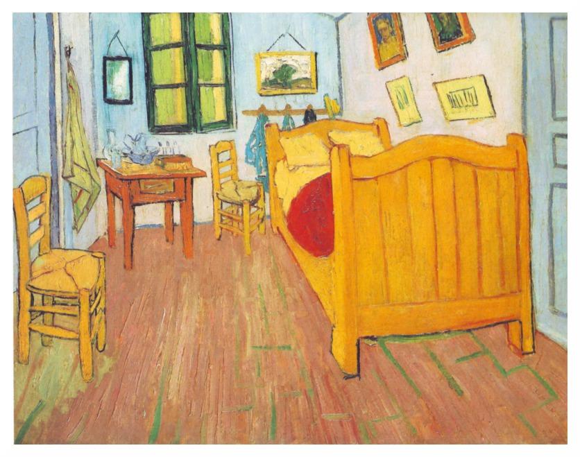 Pane marmellata luglio 2012 - Van gogh camera da letto ...