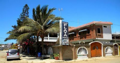 Cabañas Playa Tropical Villamil Playas