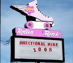 Roller Rink Sign