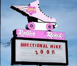Roller Rink Sign