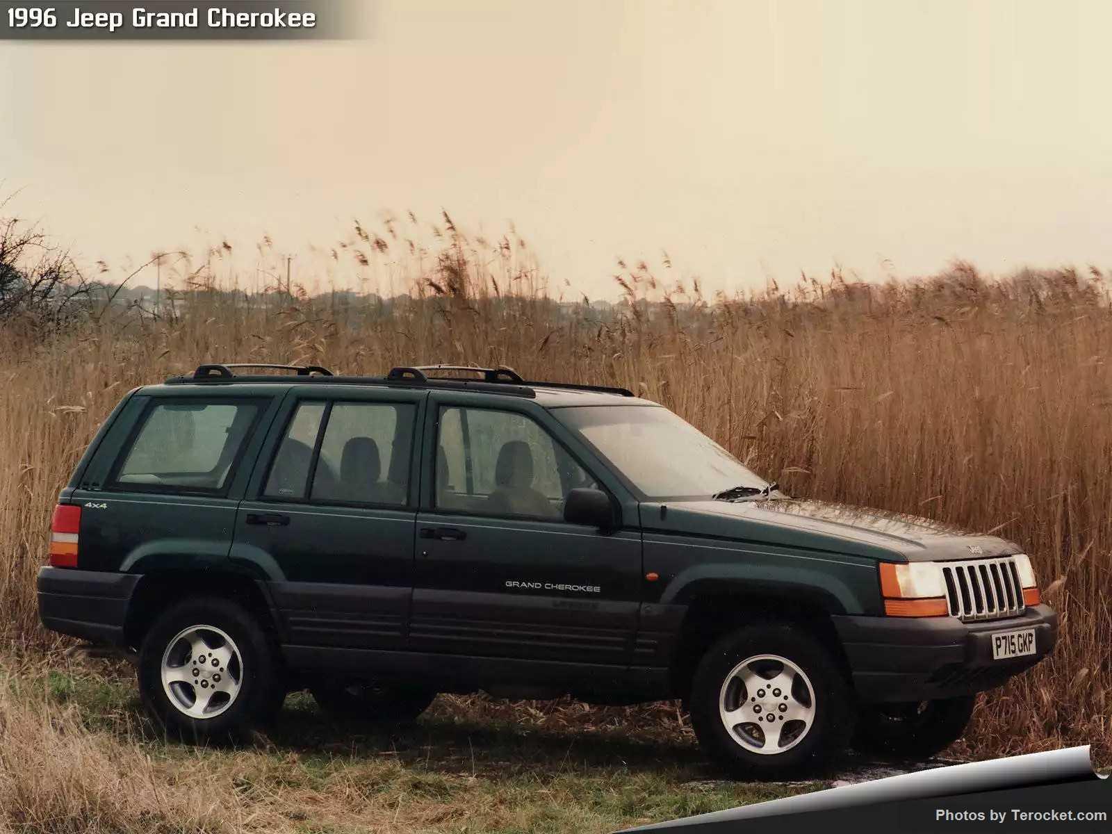 Hình ảnh xe ô tô Jeep Grand Cherokee UK Version 1996 & nội ngoại thất