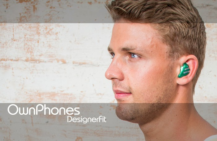 tai nghe ownphones thiết kế đeo vừa khít