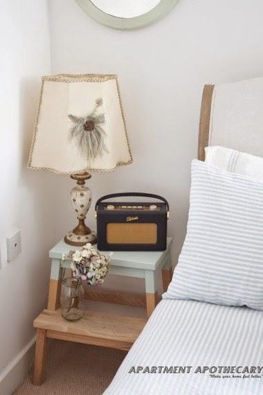 Idee fai da te per la camera da letto i comodini - Comodini da camera da letto ...