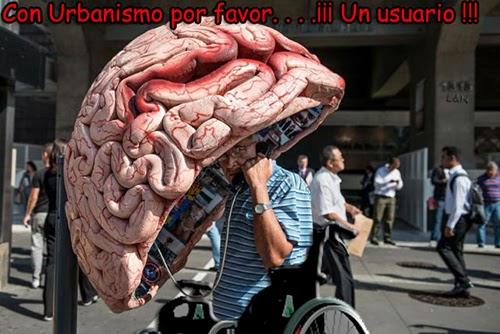 Con Urbanismo por favor. . . ¡¡¡Un usuario!!!