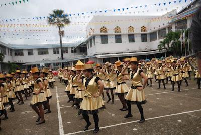 Colegio de la Inmaculada Concepcion-Cebu: Intrams 2010