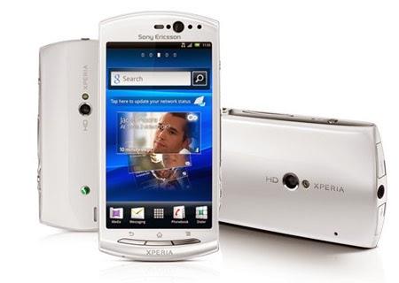 Spesifikasi Sony Ericsson Xperia Neo V Terbaru