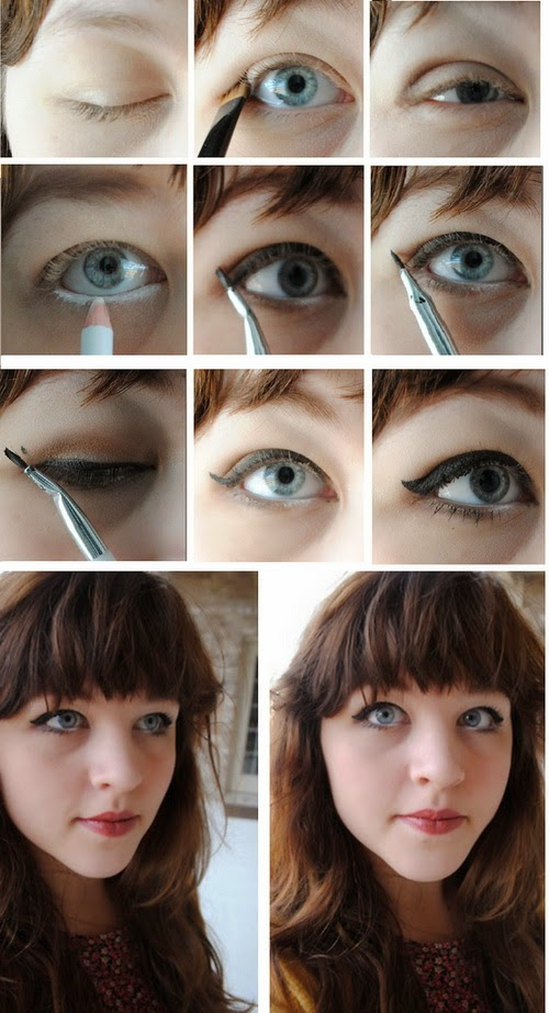 doll eye makeup tutorial
