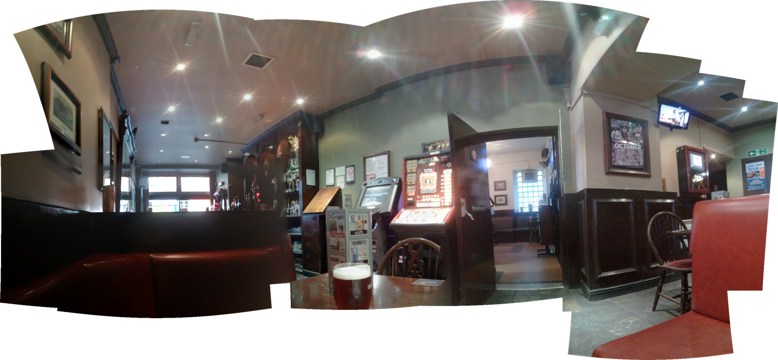 Georgic Bar, Glasgow