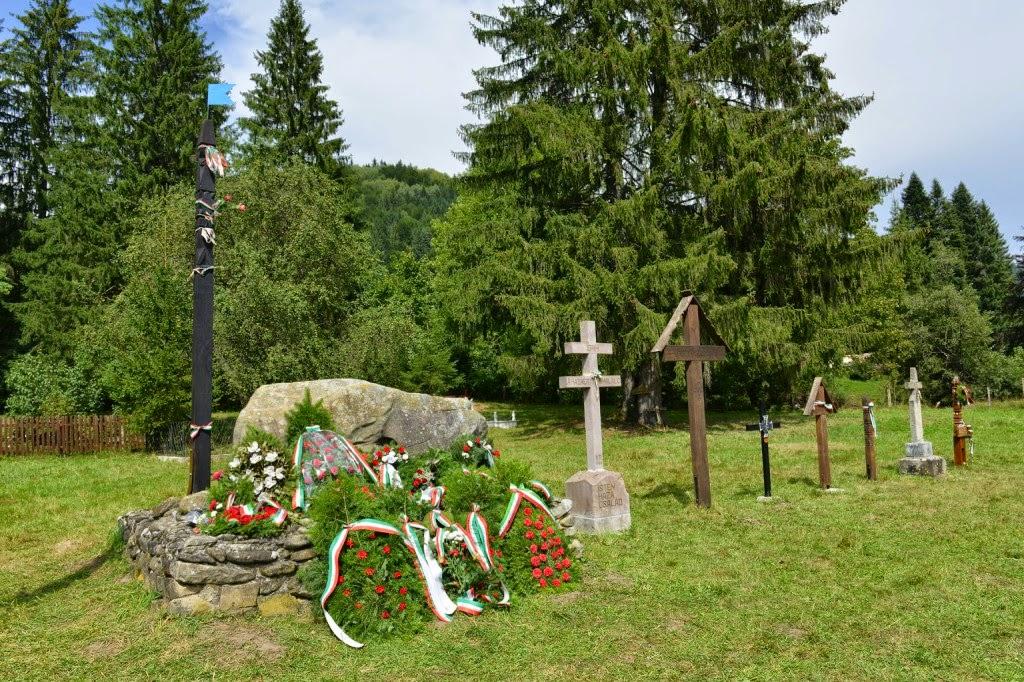Csíkszentmárton, Magyarország, megemlékezés, második világháború, Székelyföld, Úz-völgye,
