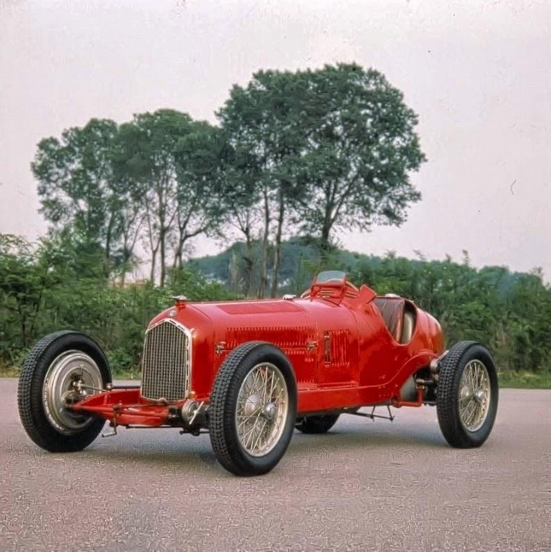 """1932- Gran Premio Tipo B """"P3"""""""