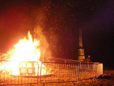 National Trust Whitehaven Bonfire