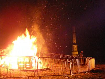 National Trust Whitehaven Bonfire