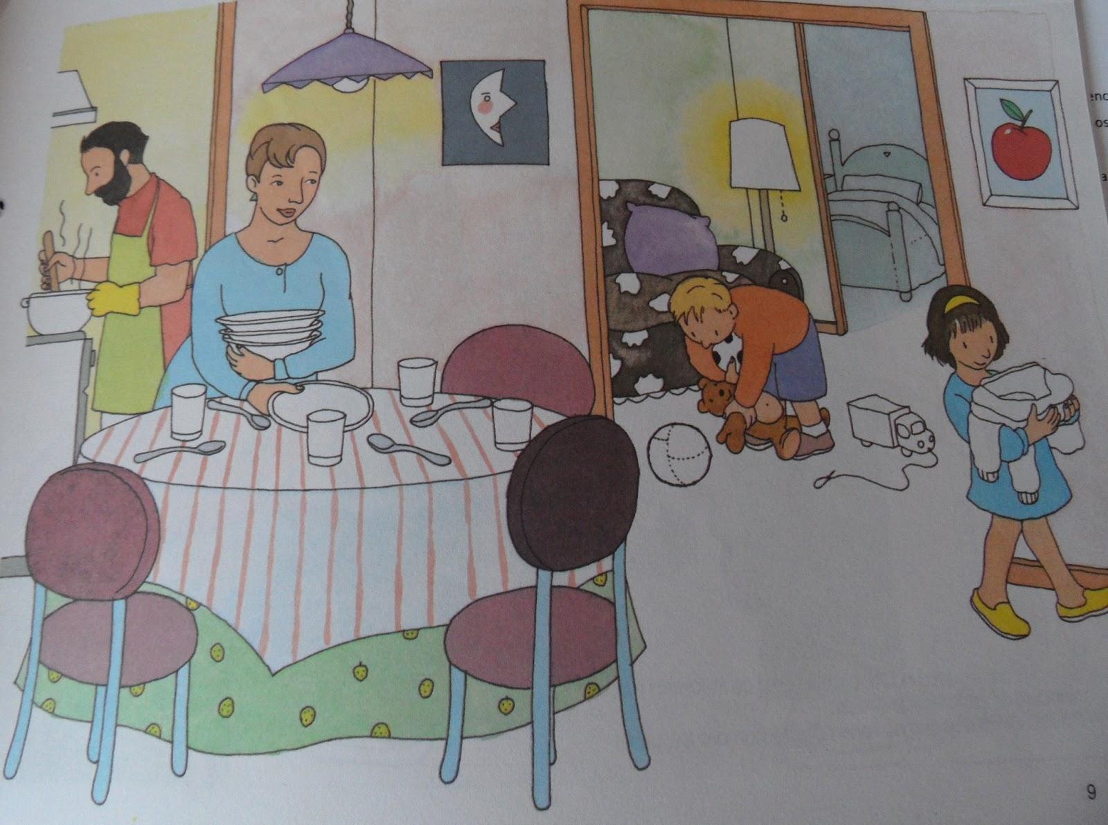 Educaci n y sociedad an lisis de una ficha de educaci n for Cosas del hogar online