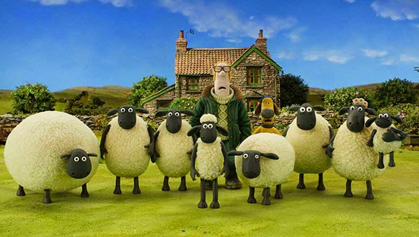 La oveja Shaun: La película (Shaun the Sheep: The Movie)
