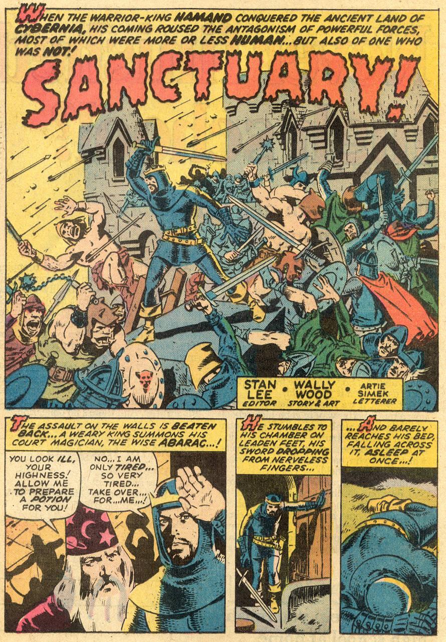Conan the Barbarian (1970) Issue #47 #59 - English 11