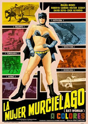 A MULHER MORCEGO - 1968