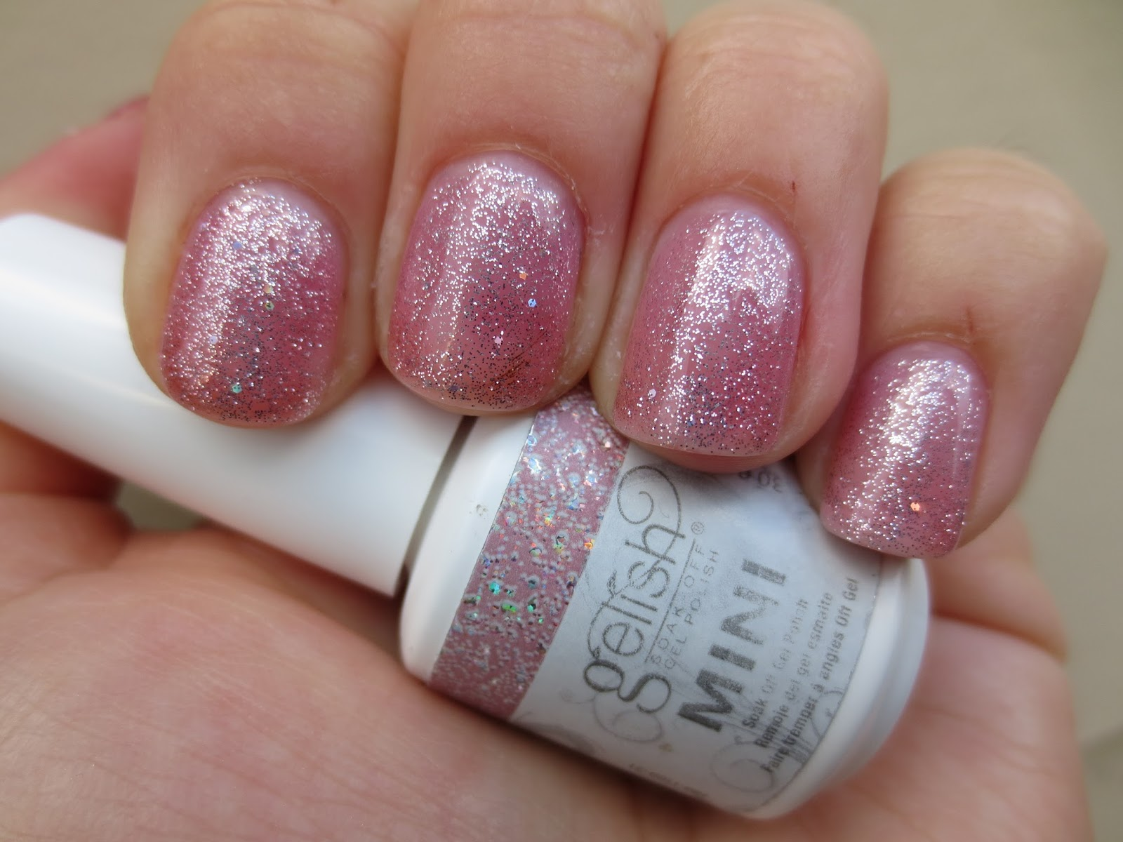 Polish & Puppies: SOG: Gelish June Bride