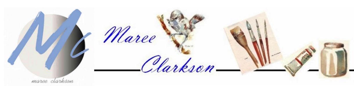 Maree Clarkson - Info