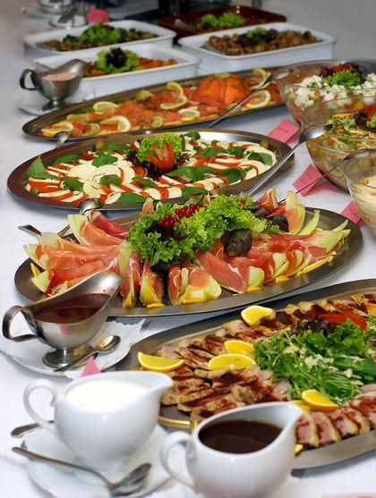 самые популярные закуски в ресторанах на банкеты фото и рецепт