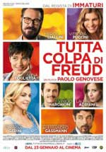Tutta colpa di Freud (2015) DVDRip Subtitulados