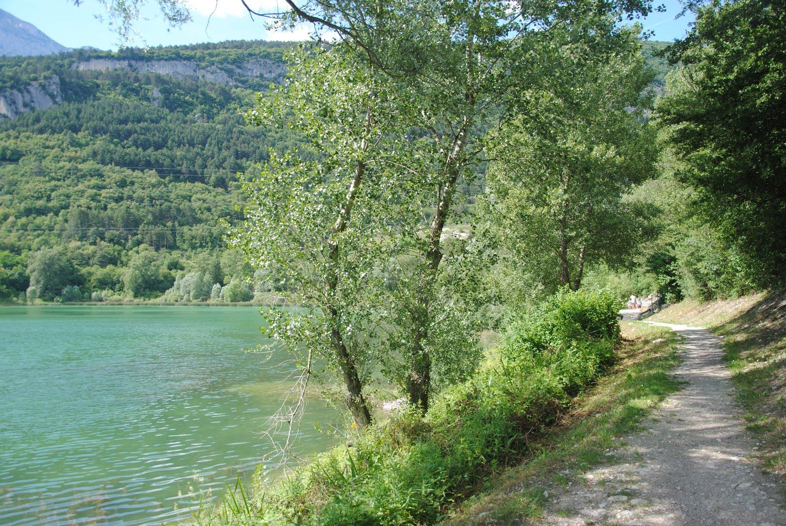 Vite in viaggio il lago di terlago for Lago per tartarughe