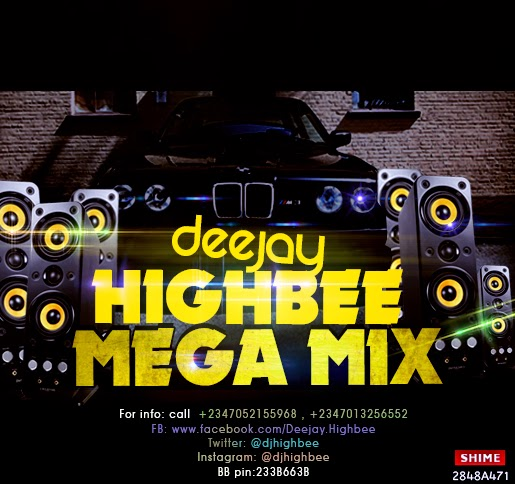 Deejay HighBee - Mega Mix VOL. II