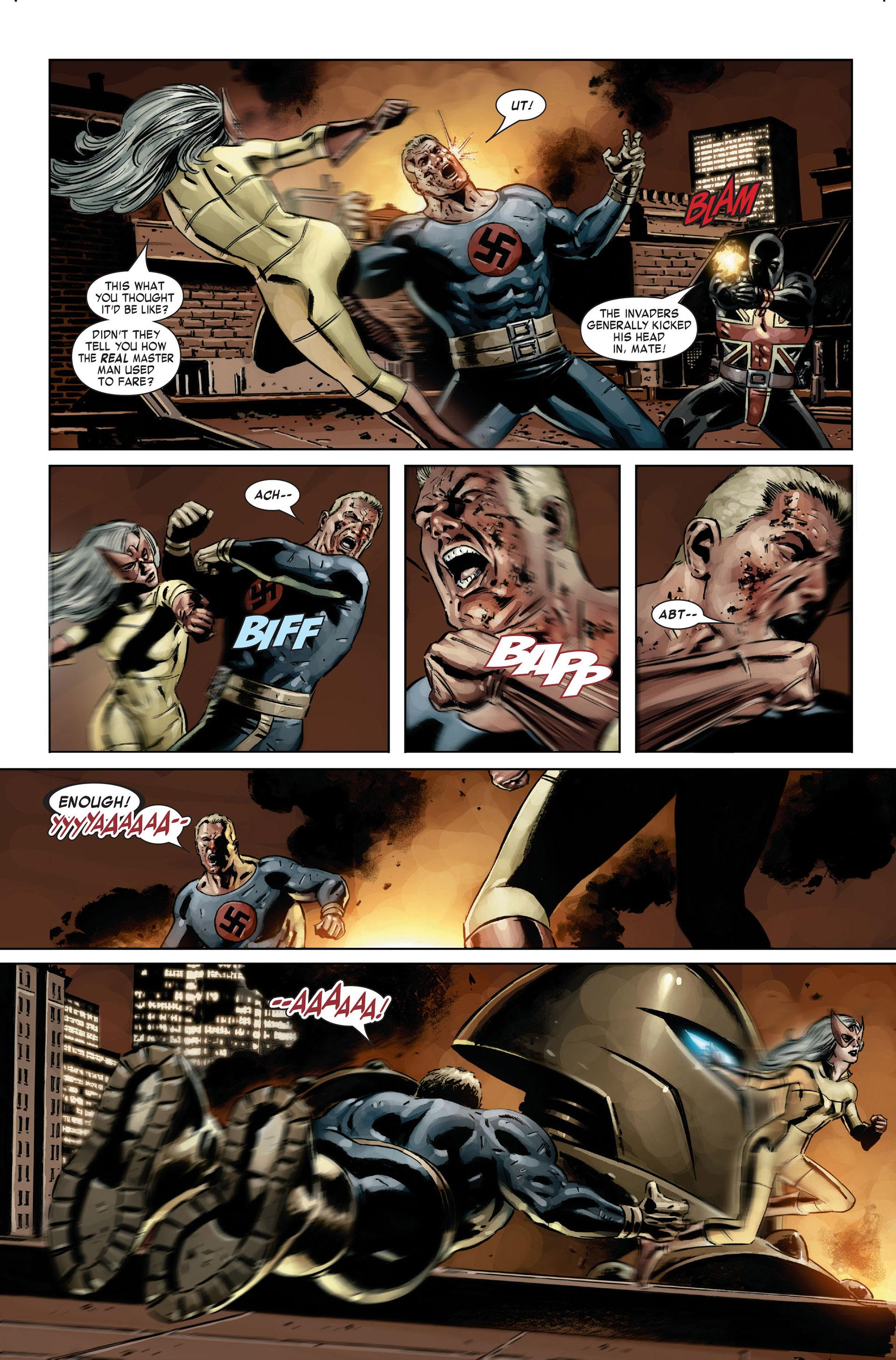 Captain America (2005) Issue #21 #21 - English 13