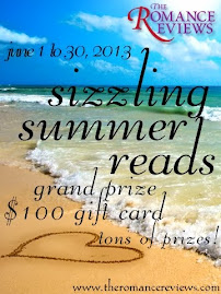 The Romance Reviews Sizzling Summer Reads Contest