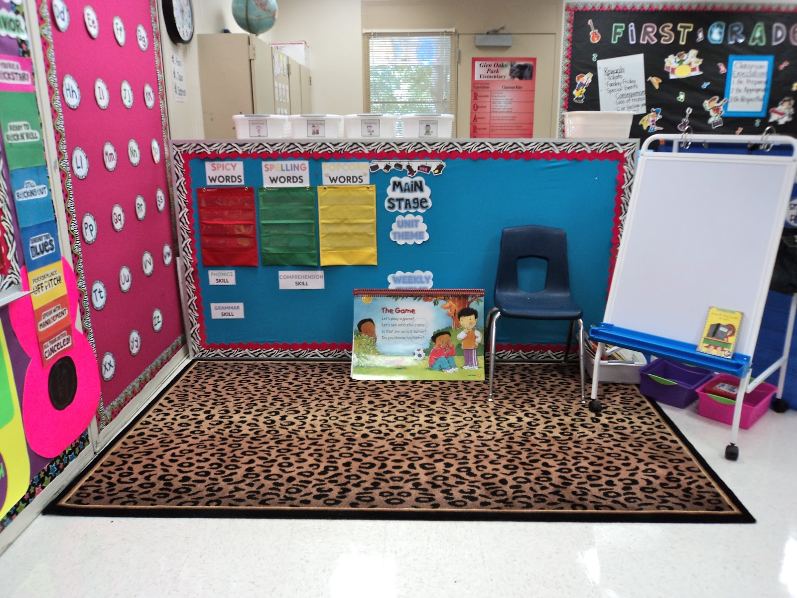 Classroom Theme Ideas Grade ~ First grade fresh my tips for decorating a classroom