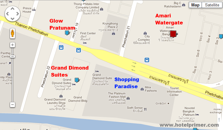 fashion square mall map with Top 5 Pratunam Bangkok Budget Hotels on 4994372106 in addition Map together with Olympic Parade Map London moreover Perth Embarks On New Era Of Shopping Centre Expansion further Oxford Street Shops.